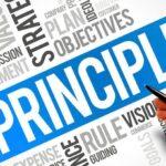 Welche Prinzipien bestimmen mein Verhalten?